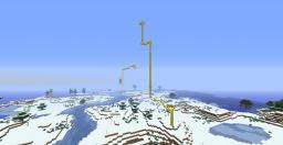 GOLDEN BUTTER parkor Minecraft Map & Project