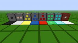 Blocky Craft 1.7.2 - A Very Block and Simple texture pack! Minecraft