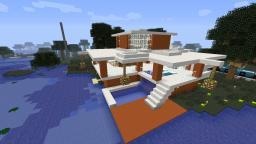 Sharp - A Modern Build Minecraft Map & Project