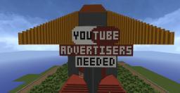 --Youtube-- La Youtube De Pixel Art Advertise Logo Minecraft Project