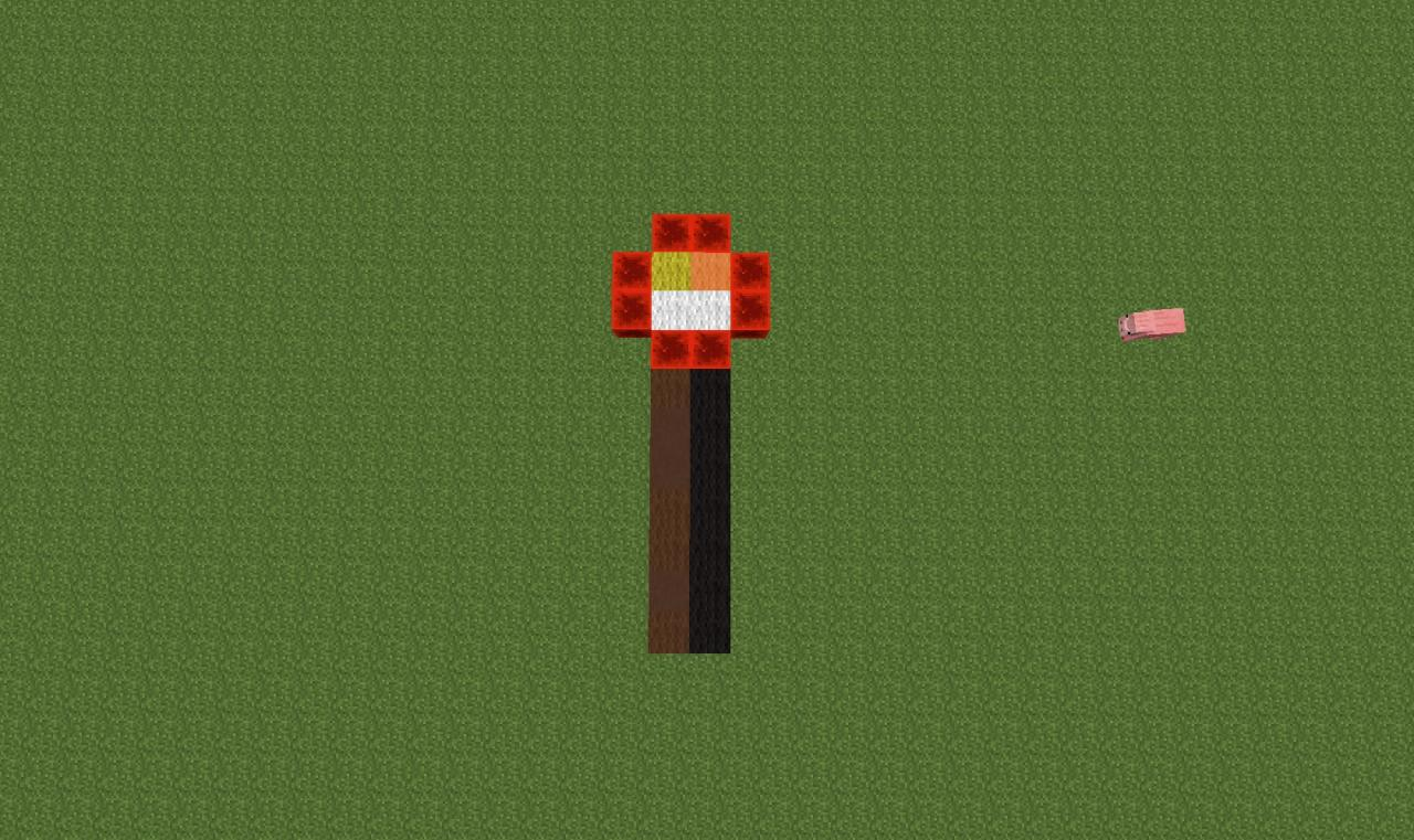 Pin Minecraft Torch By Drau1 On Pinterest
