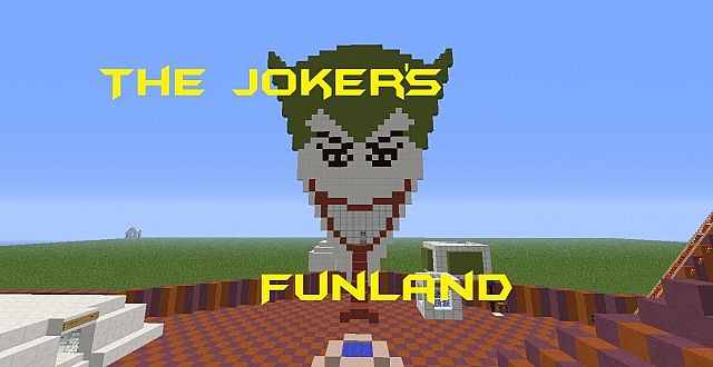 Batman: The Joker\'s Funland Minecraft Project