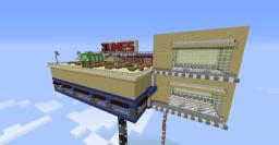 *WORLD LOST* Persona 4 - Inaba + The TV World Minecraft Map & Project