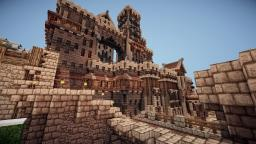 The Northlands: Morrowfell [Legend of Aelryth] Minecraft Map & Project