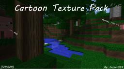MineCartoonCraft [128x128] (V.1.7.8) Minecraft Texture Pack