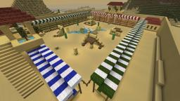 Battle Arena Gladiator Arena (simple 2 player) Minecraft Project