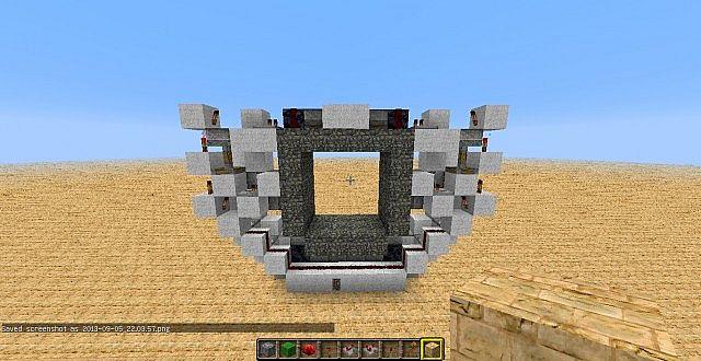 Piston Door Piston Door 4x4(x3 Wide