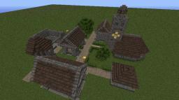 RevoCraft village Minecraft