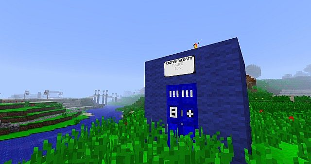 Minecraft Doctor Who Minecraft Server