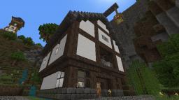 Medieval house #1 Minecraft