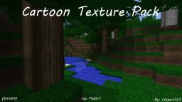 MineCartoonCraft [64x64] (V.1.7.8) Minecraft Texture Pack