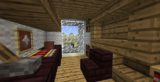 how to make a small modern house in minecraft keralis