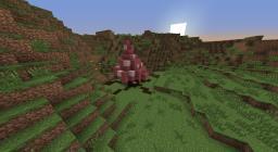 Cute Mushroom hut Minecraft Map & Project