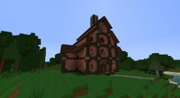 Medieval Spawn Building (Schematic & World download) Minecraft Project