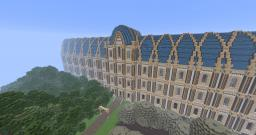 another big project? Minecraft Map & Project