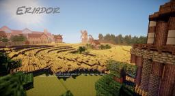 Eriador a 10000 by 10000 map Minecraft