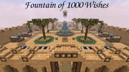 Fountain of 1000 Wishes Minecraft Project