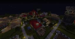 Kingdom of Bradonhall: Village of Rhunon Minecraft Map & Project