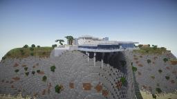 Iron Man House! Minecraft Project
