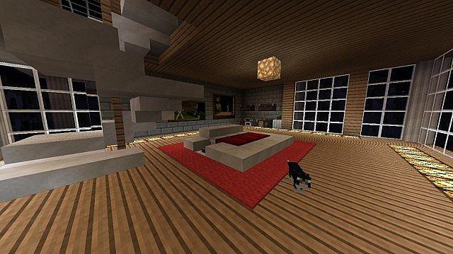 Man Cave Vs Study : Minecraft manor v live nudes project
