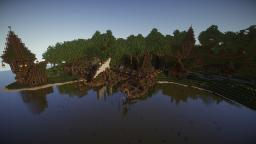 CalenLond Minecraft Map & Project