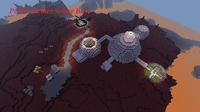 Polish Nether Science Base