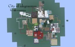 City of ukorasmus Minecraft Map & Project