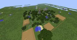 The Lost Villager Minecraft Map & Project