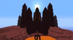 The dragon kingdom Minecraft Project