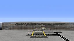 Chargo International Airport Minecraft Map & Project