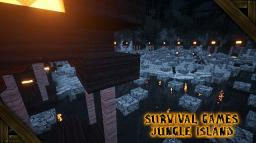 §1  Survival Games jungle island ➜ 35st Place in : Arena Contest ✔ Minecraft Minecraft Map & Project