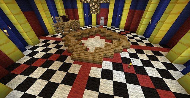 Hope S Peak Academy Dangan Ronpa Map Minecraft Project