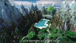 Valley of Texangirlygirly Minecraft Map & Project