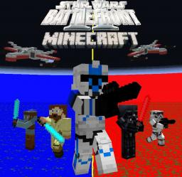 Minecraft Star Wars Battlefront 2 Hoth Minecraft
