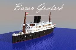 Baron Gautsch Minecraft Map & Project