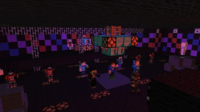 Rave Club Minecraft Project