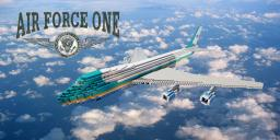 Air Force One Minecraft
