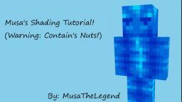 Shading Tutorial! Minecraft Blog Post