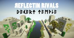 Reflections Rivals - Desert Temple Minecraft Map & Project