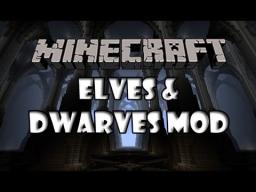 Elves and Dwarves Minecraft Mod