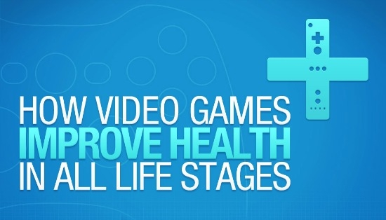 4 Reasons Video Games Are Good For Your Health (According ...