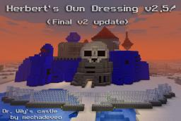 Herbert's Own Dressing! (For 1.5.2 & Backwards Compatible!) Minecraft Texture Pack