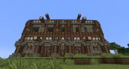 Medieval Tavern and Inn Minecraft Project