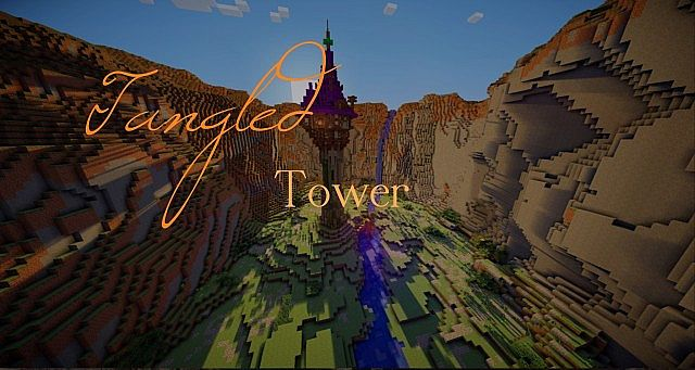 Tangled Tower Minecraft