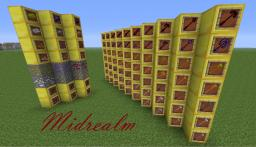 Midrealm (WIP) [120+ New Weapons, Items, Blocks, Biomes, And Armour Sets With 11 Weapon Types] [FORGE] [1.6.2]