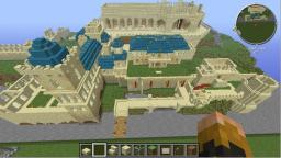 My Cair Paravel Minecraft Map & Project