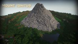 Mount Ignitus - [SG Map] Minecraft Map & Project