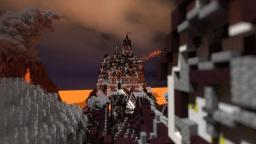 The Empire of Carathus | World download got corrupted, 9th place anyways. Minecraft Project