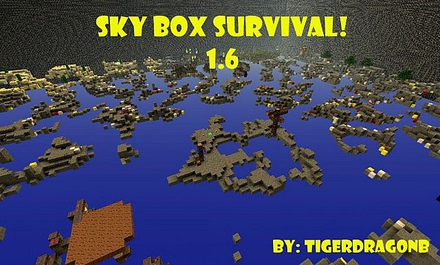 Sky Box Survival
