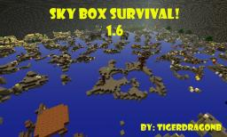~~Sky Box Survival 1.6~~ Minecraft Map & Project